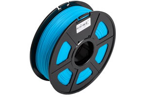 PLA Noctilucent Blue Filament 1.75mm 1kg Supply Spool for 3D Printer