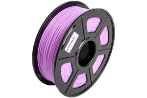 PLA Noctilucent Purple Filament 1.75mm 1kg Supply Spool for 3D Printer