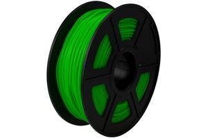 TPU Flexible Green Filament 1.75mm 0.5kg Supply Spool for 3D Printer