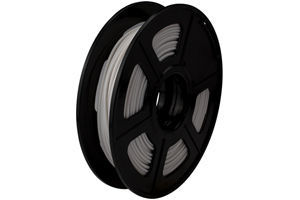 TPU Flexible White Filament 3mm 0.5kg Supply Spool for 3D Printer