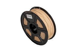 Wood Fiber Filament 1.75mm 1kg Supply Spool for 3D Printer