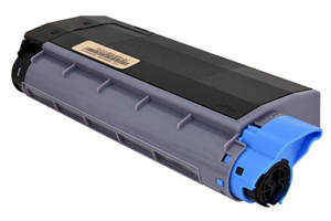 Toshiba T-FC34UC Compatible Cyan Toner Cartridge for 287CS 347CS 407CS