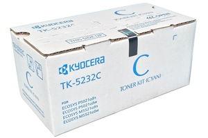 Kyocera Mita TK-5232C Cyan [OEM] Genuine Toner Cartridge