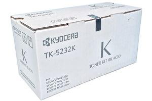 Kyocera Mita TK-5232K Black [OEM] Genuine Toner Cartridge