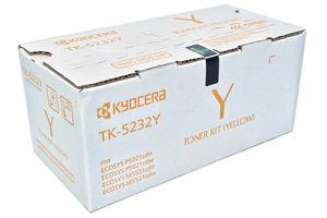 Kyocera Mita TK-5232Y Yellow [OEM] Genuine Toner Cartridge
