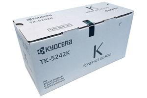 Kyocera Mita TK-5242K Black [OEM] Genuine Toner Cartridge
