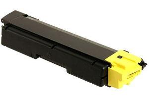 Kyocera Mita TK-592Y Compatible Yellow Toner Cartridge FS-C2026 C2126 C2526 C2626