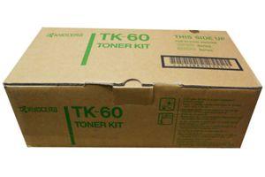 Kyocera TK-60 Black OEM Genuine Toner Cartridge for FS-1800 FS-1800N