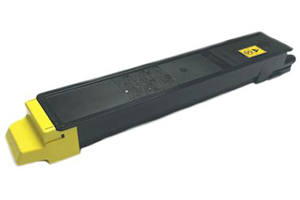 Kyocera TK-8117Y Yellow Compatible Toner Cartridge for M8124cidn M8130