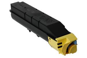 Kyocera TK-8307Y Yellow Compatible Toner Cartridge for TASKalfa 3050ci