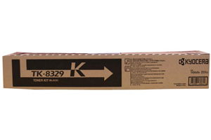 Copystar TK-8329K [OEM] Genuine Black Toner Cartridge for CS-2551ci