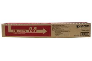 Copystar TK-8329M [OEM] Genuine Magenta Toner Cartridge for CS-2551ci