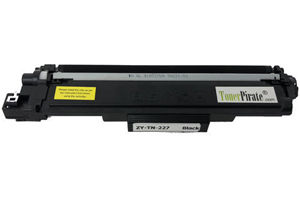 Brother TN-227BK High Yield Compatible Black Toner Cartridge w/Chip