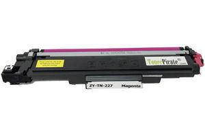 Brother TN-227M High Yield Compatible Magenta Toner Cartridge w/Chip