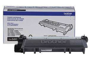 Brother TN-660 High Yield [OEM] Genuine Toner Cartridge for HL-L2340DW