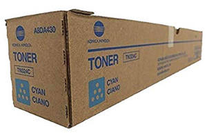Konica Minolta TN324C Cyan OEM Genuine Toner Cartridge for C308