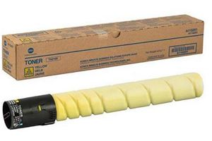 Konica Minolta TN324Y Yellow OEM Genuine Toner Cartridge for C308