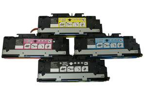HP Q2670A/71A/72A/73A Black & Color Combo Set for LaserJet 3500 3550
