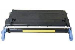 HP C9722A 641A Yellow Toner Cartridge for LaserJet 4600 4600dn 4650