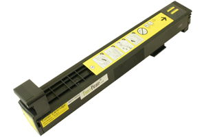 HP CB382A Yellow Toner cartridge for Color LaserJet CP6015 CM6030 CM6040 MFP