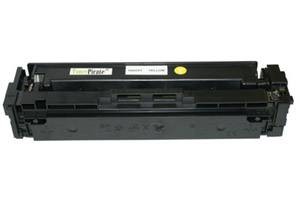 HP CF402X 201X Yellow Compatible High Yield Toner Cartridge