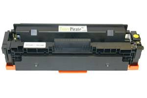 HP CF412X Compatible 410X Yellow Toner Cartridge for M452 M477