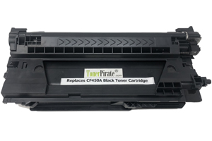 HP CF450A 655A Black Compatible Toner Cartridge for M652n M653dn M681