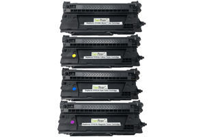 HP CF450A/51A/52A/53A Compatible Toner Cartridges for M652n M653dn