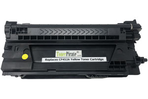 HP CF452A 655A Yellow Compatible Toner Cartridge for M652n M653dn M681