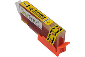 Canon 1982C001 CLI-281XXL Yellow Compatible Ink Cartridge for TS8120