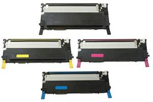 CLP-315 Black & Color Toner Set for Samsung CLP-310 315 CLX-3170 3175