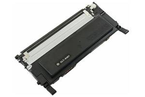CLT-K407S Black Toner Cartridge Samsung CLP-320N CLP-325W CLX-3185FW
