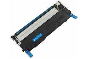 CLT-C407S Cyan Toner Cartridge for Samsung CLP-320N 325W CLX-3185FW