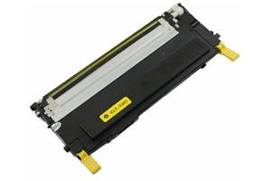 CLT-Y407S Yellow Toner Cartridge for Samsung CLP-320N 325W CLX-3185FW