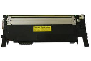 CLT-Y406S Yellow Toner Cartridge for Samsung CLP-360 365W CLX-3305FW