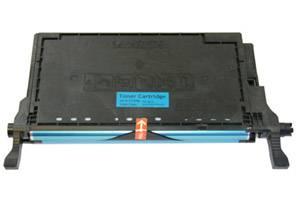 CLT-C508L Cyan Toner Cartridge for Samsung CLP-620 CLP-670 Printers
