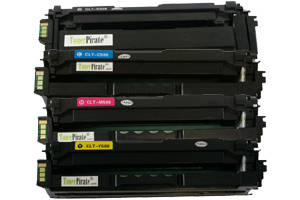 CLP-680 Black & Color Toner Combo Set for Samsung CLP-680ND CLX-6260FD