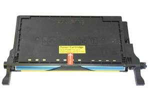 CLT-Y609S Yellow High Yield Toner Cartridge for Samsung CLP-770ND