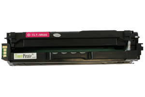 CLT-M506L Magenta High Yield Toner Cartridge for Samsung CLP-680 680ND