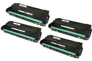 Canon 040 Black & Color Compatible Toner Cartridge Set for LBP712Cdn