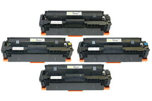 Canon 046H Black & Color High Yield Compatible Toner Set for MF733Cdw