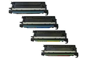 HP CE250X/51A/52A/53A Black & Color Toner Set for LaserJet 3530 3525