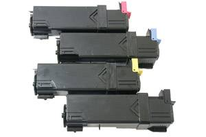 Dell Black & Color Toner Combo Set for 1320C Color Laser Printer