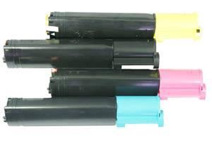 Dell Compatible Black & Color Toner Combo Set for 3100CN Laser Printer