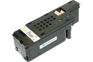 Dell 593-BBJU Cyan Compatible Toner Cartridge for E525W Printer