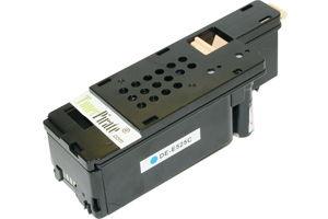 Dell 593-BBJU Cyan Compatible Toner Cartridge for E525W Printer