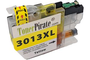 Brother LC3013Y XL Yellow Compatible Ink Cartridge MFC-J491DW MFC-J497