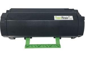 Lexmark 60F1H00 / 601H Compatible High Yield Black Toner Cartridge