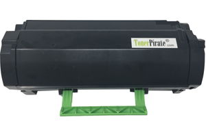 Lexmark 50F1U00 501U Ultra High Yield Black Compatible Toner Cartridge for MS510dn