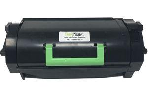 Lexmark 62D1H00 621H Compatible High Yield Toner Cartridge